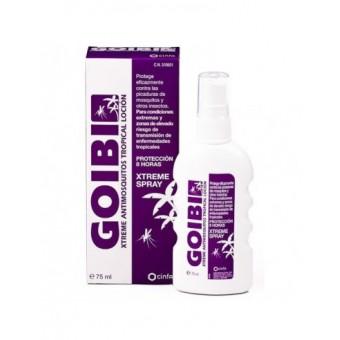 Goibi antimosquitos xtreme spray 75 ml.