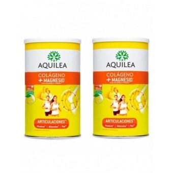 Aquilea artinova colageno + magnesio pack 2x375 gr